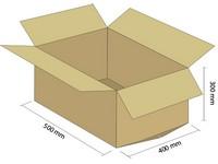 Karton klapowy 5W 500x400x300 mm