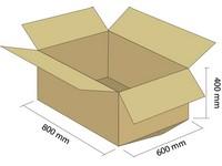 Karton klapowy 5W 800x600x400 mm