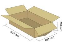 Karton klapowy 5W 600x400x200 mm