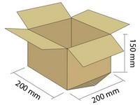 Karton klapowy 3W 200x200x150 mm