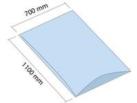 Worek LDPE 700x1100 mm, grubość 60 µm