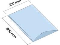 Worek LDPE 600x800 mm, grubość 100 µm