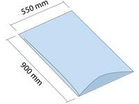 Worek LDPE 550x900 mm, grubość 200 µm