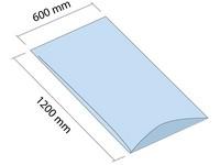 Worek LDPE 600x1200 mm, grubość 100 µm