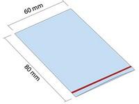 Woreczek strunowy ZIP 60x80 mm
