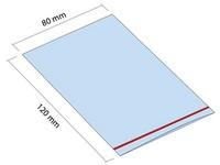 Woreczek strunowy ZIP 80x120 mm