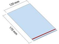 Woreczek strunowy ZIP 120x170 mm
