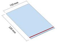 Woreczek strunowy ZIP 150x220 mm