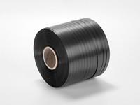 Taśma spinająca PP 10 x 0,35 mm; nawój 900 m; czarna