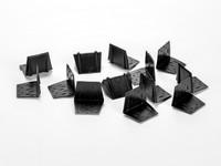 Narożnik plastikowy pod taśmę spinającą szerokość do 20 mm