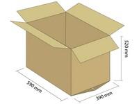 Karton klapowy T-BOX 5W 590x390x520 mm