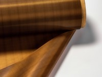 Tkanina teflonowa 80 µm, szerokość 1000 mm. Nieklejąca.